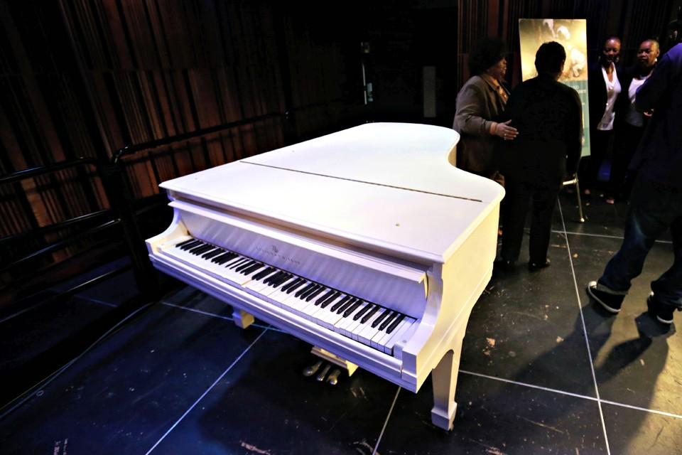 the piano lesson essays