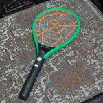 electrigying mosquitoes
