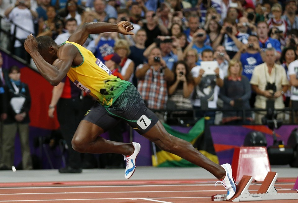 essay usain bolt What is the speed limit for men's 100 meter dash reza noubary   usain bolt, the jamaican sprinting sensation put on some amazing performances, shattering his.
